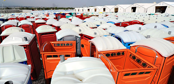 Champion Portable Toilets in Yucaipa,  CA